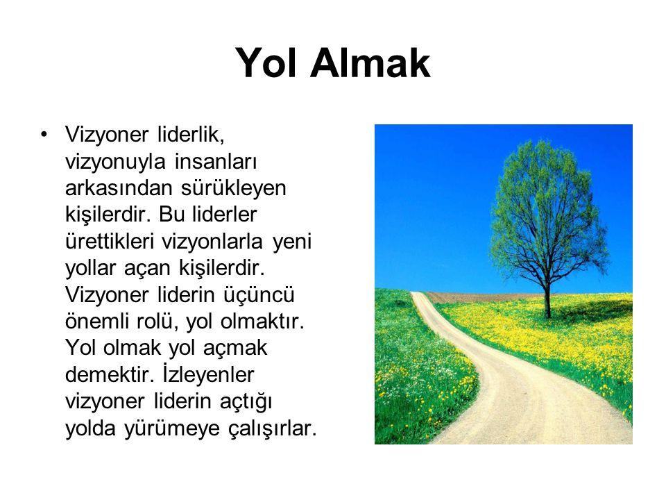 Yol Almak