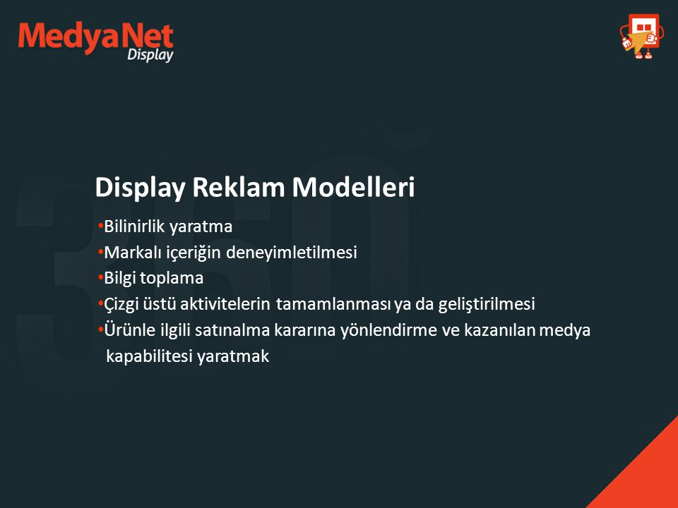 Display Reklam Modelleri