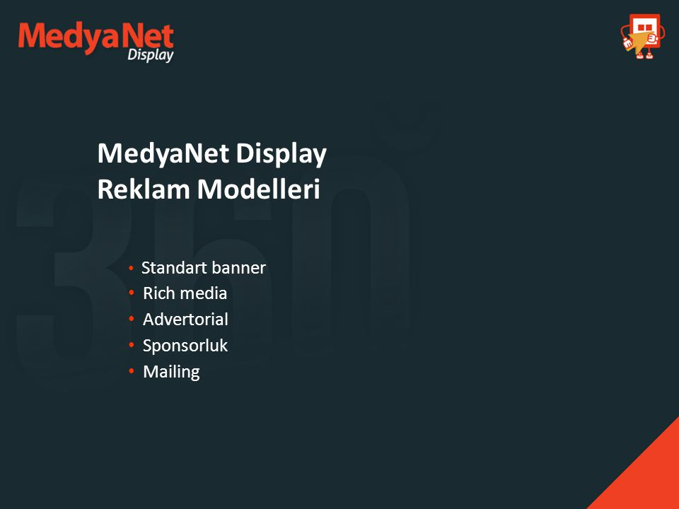 MedyaNet Display Reklam Modelleri
