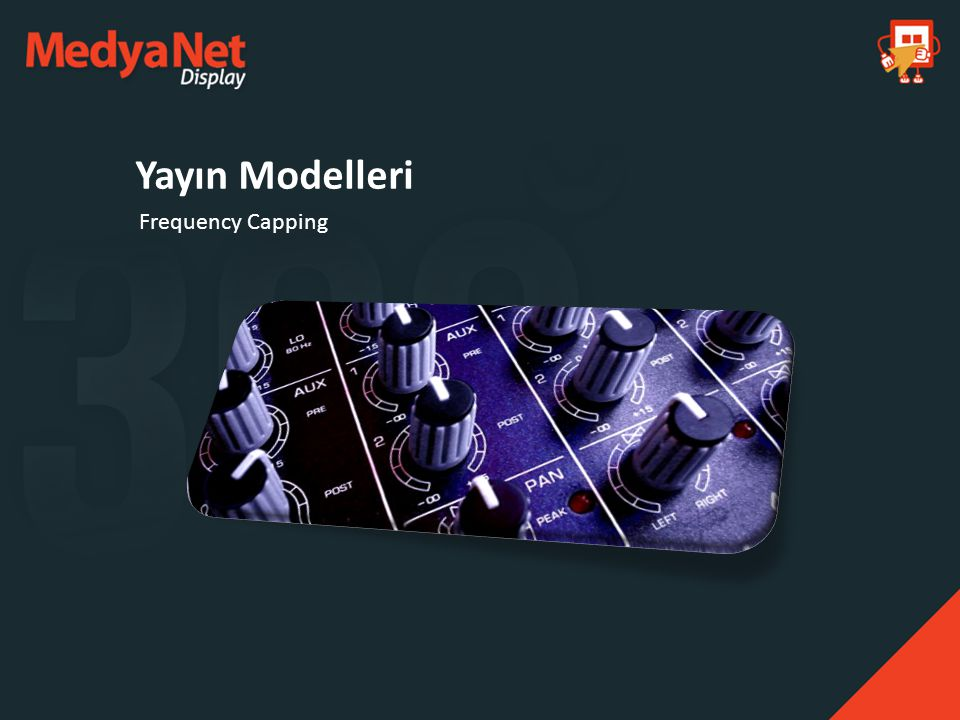 Yayın Modelleri Frequency Capping