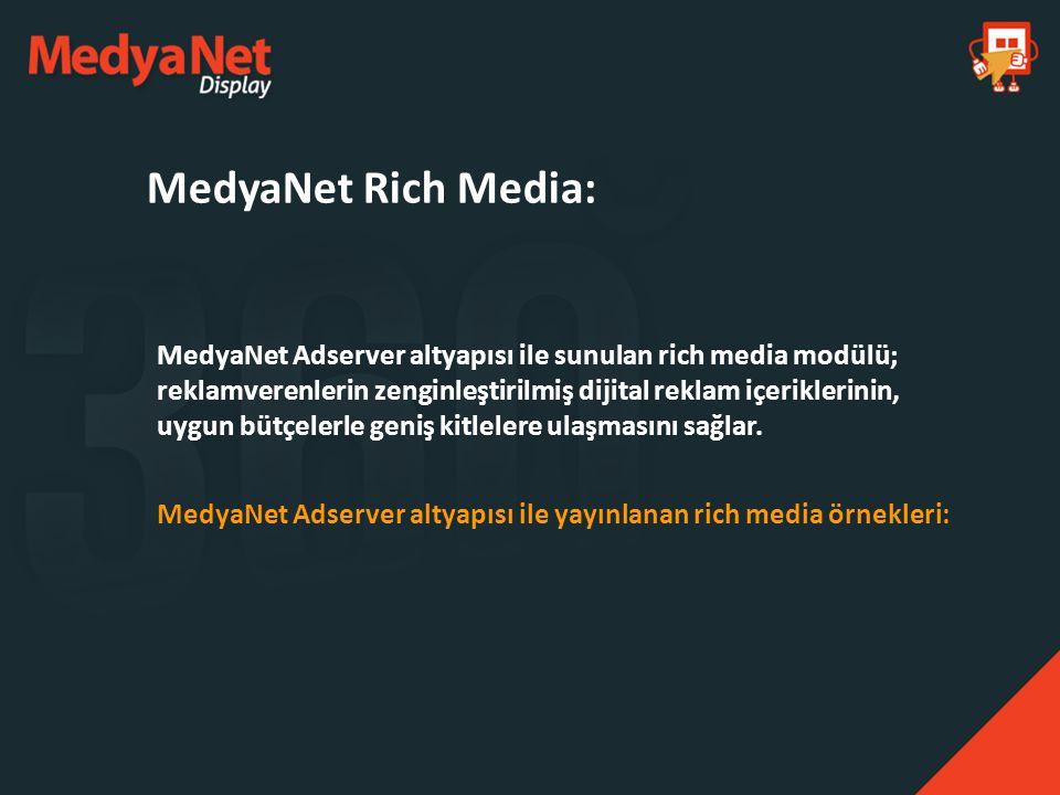 MedyaNet Rich Media: