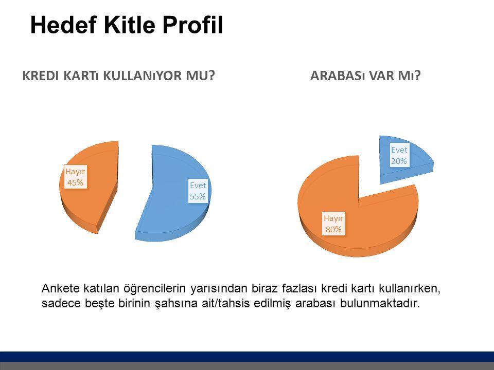 Hedef Kitle Profil