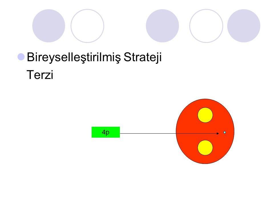 Bireyselleştirilmiş Strateji Terzi
