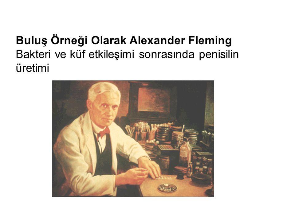 Buluş Örneği Olarak Alexander Fleming