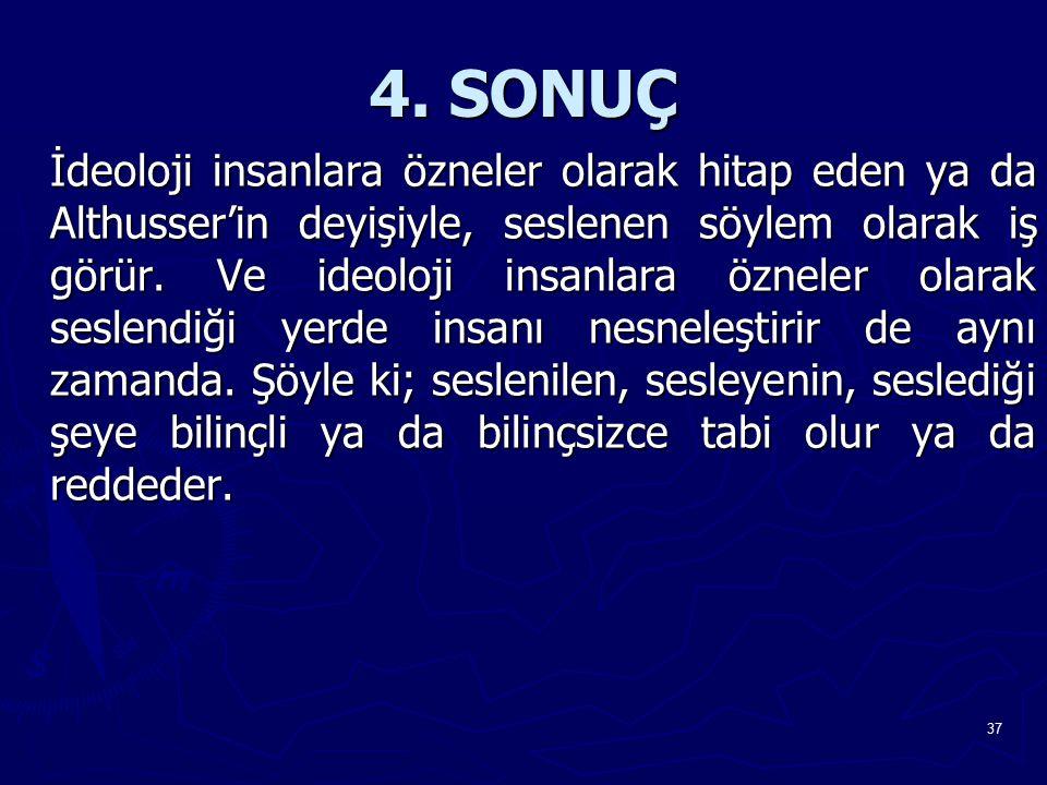 4. SONUÇ
