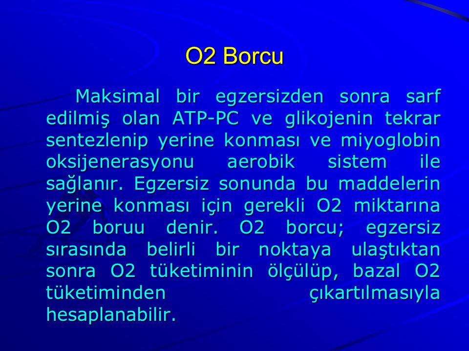 O2 Borcu
