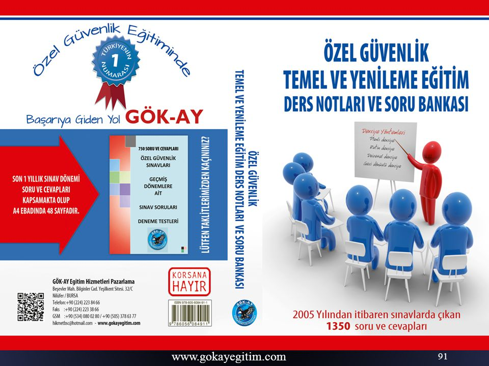 www.gokayegitim.com 91