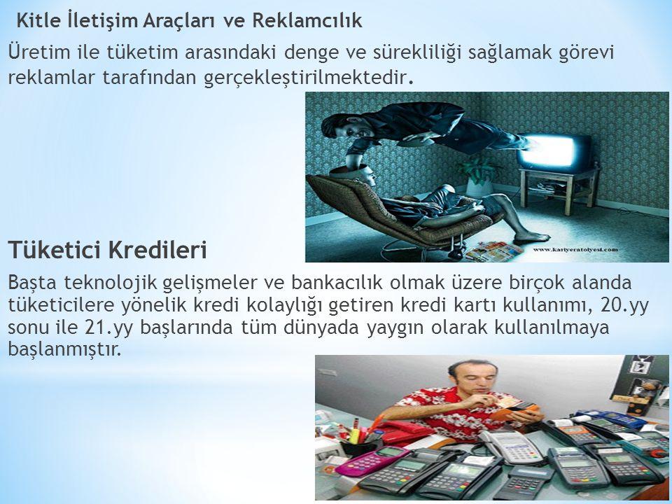 Kitle İletişim Araçları ve Reklamcılık