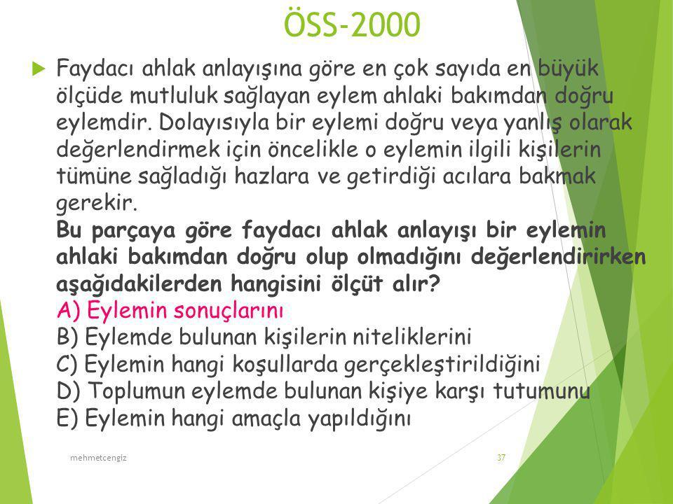 ÖSS-2000