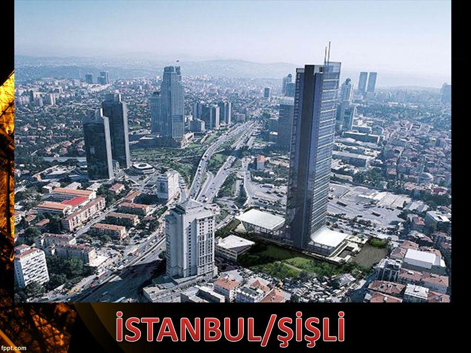 İSTANBUL/ŞİŞLİ