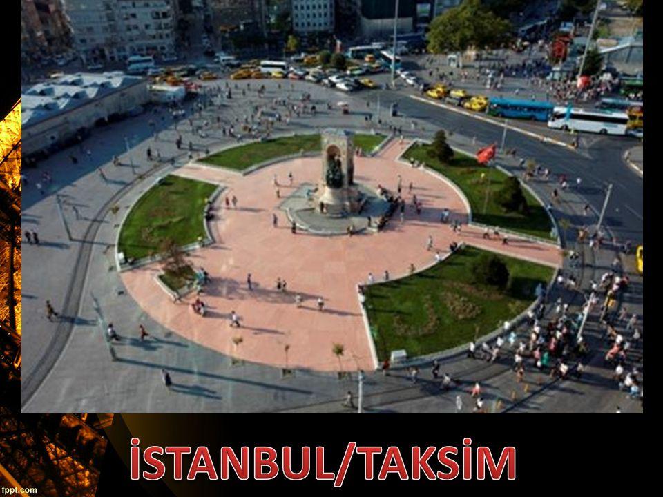 İSTANBUL/TAKSİM