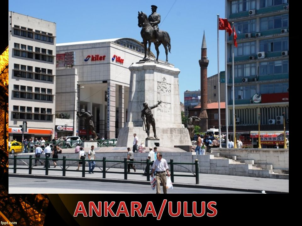 ANKARA/ULUS