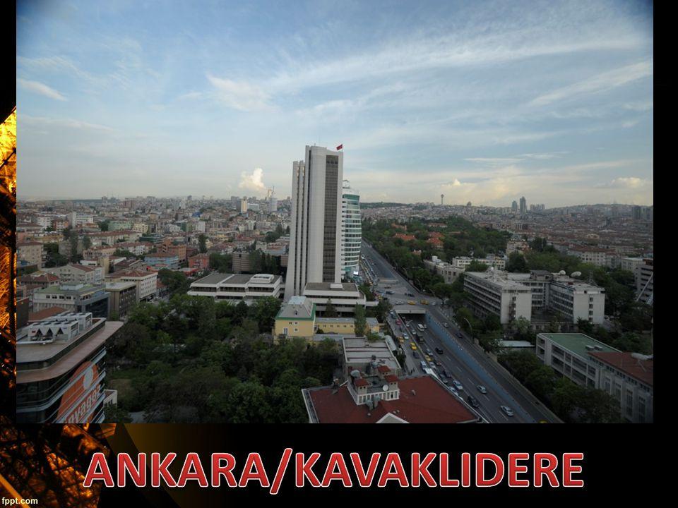 ANKARA/KAVAKLIDERE