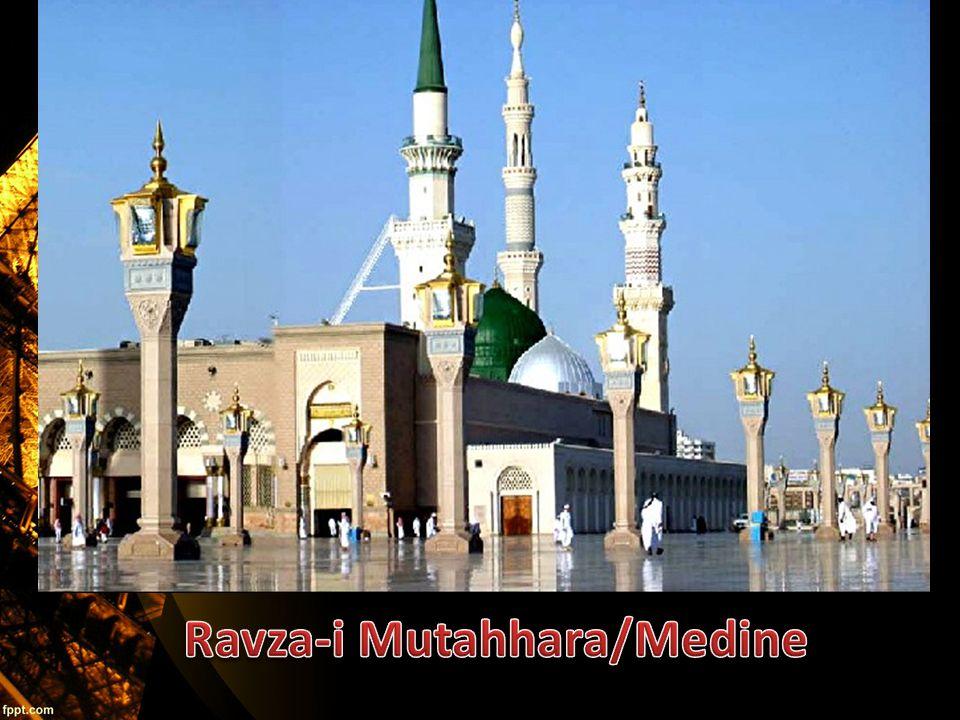 Ravza-i Mutahhara/Medine