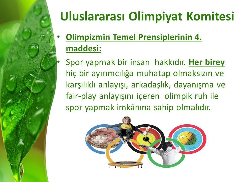 Uluslararası Olimpiyat Komitesi
