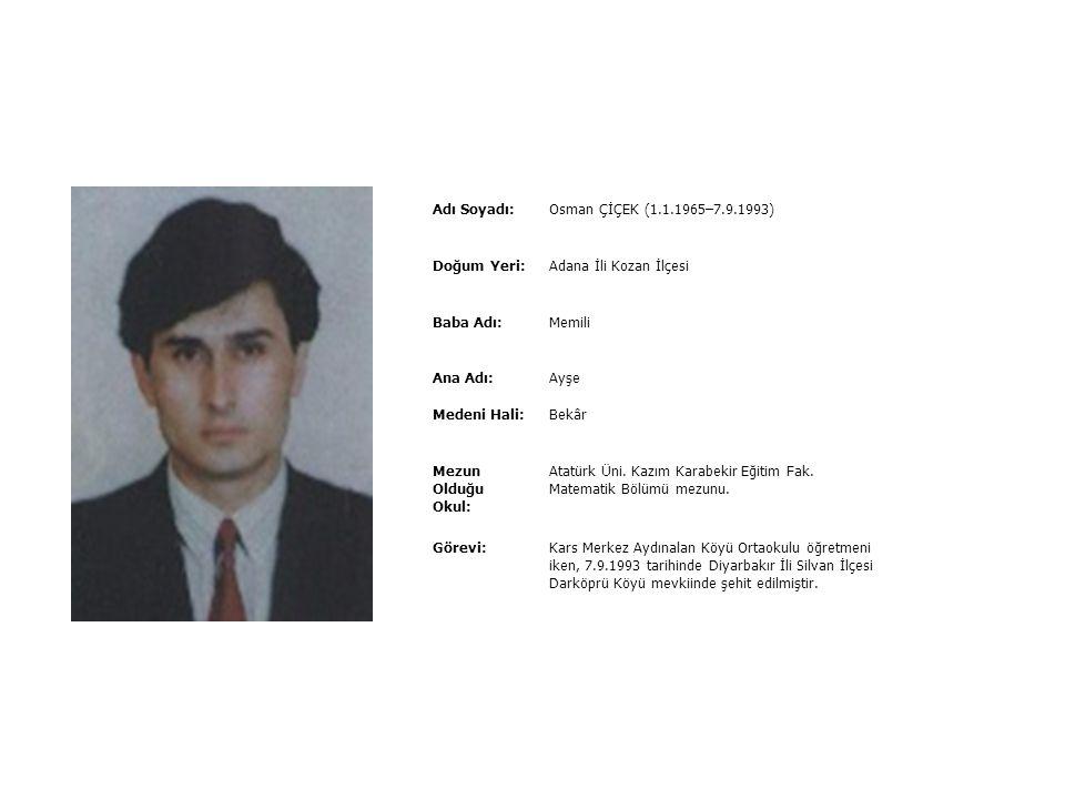Atatürk Üni. Kazım Karabekir Eğitim Fak. Matematik Bölümü mezunu.