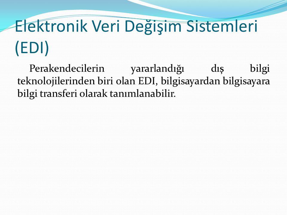 Elektronik Veri Değişim Sistemleri (EDI)