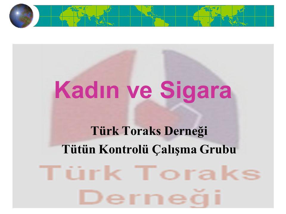 Türk Toraks Derneği Tütün Kontrolü Çalışma Grubu