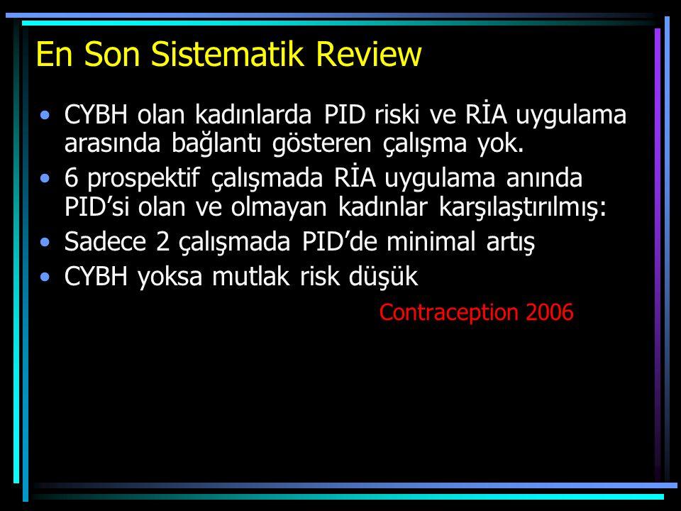 En Son Sistematik Review