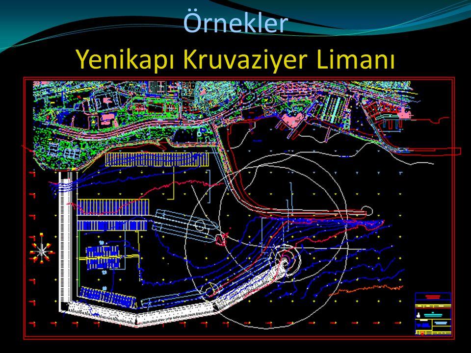 Örnekler Yenikapı Kruvaziyer Limanı