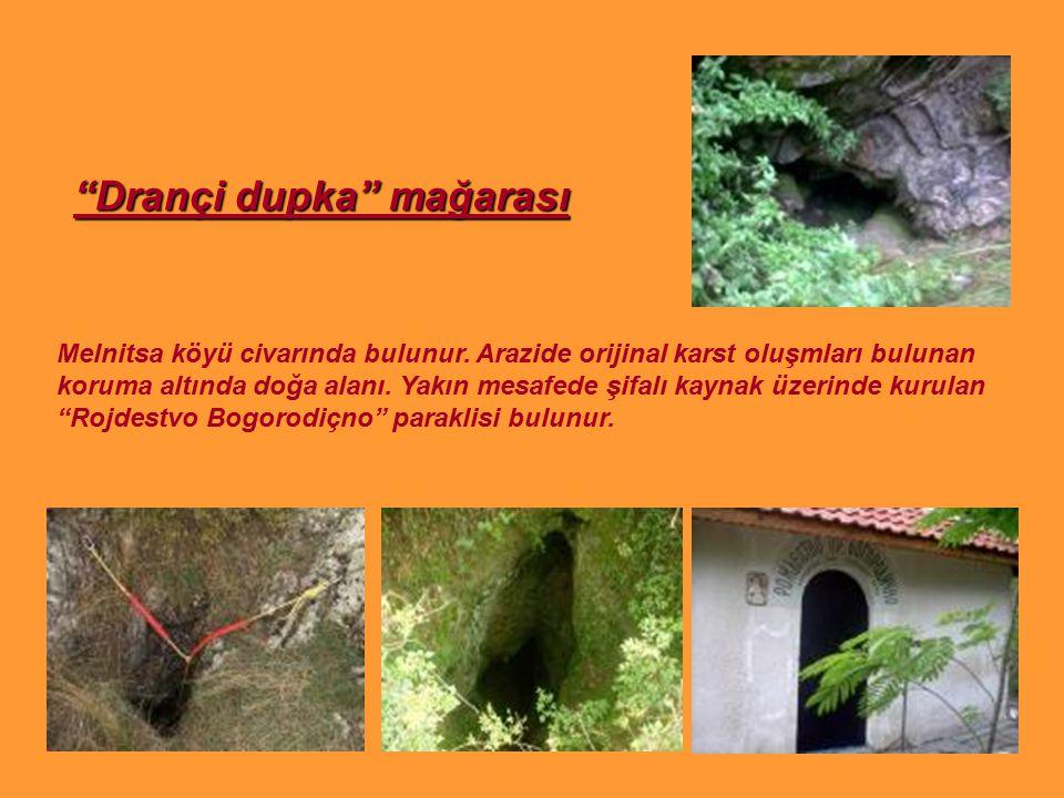 Drançi dupka mağarası