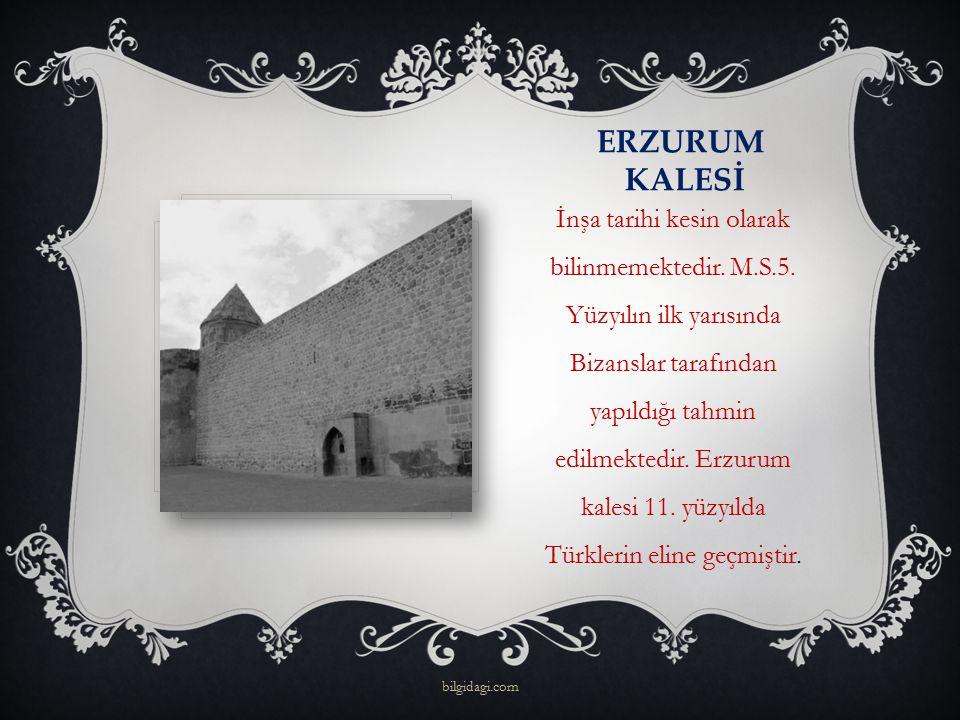 ERZURUM KALESİ