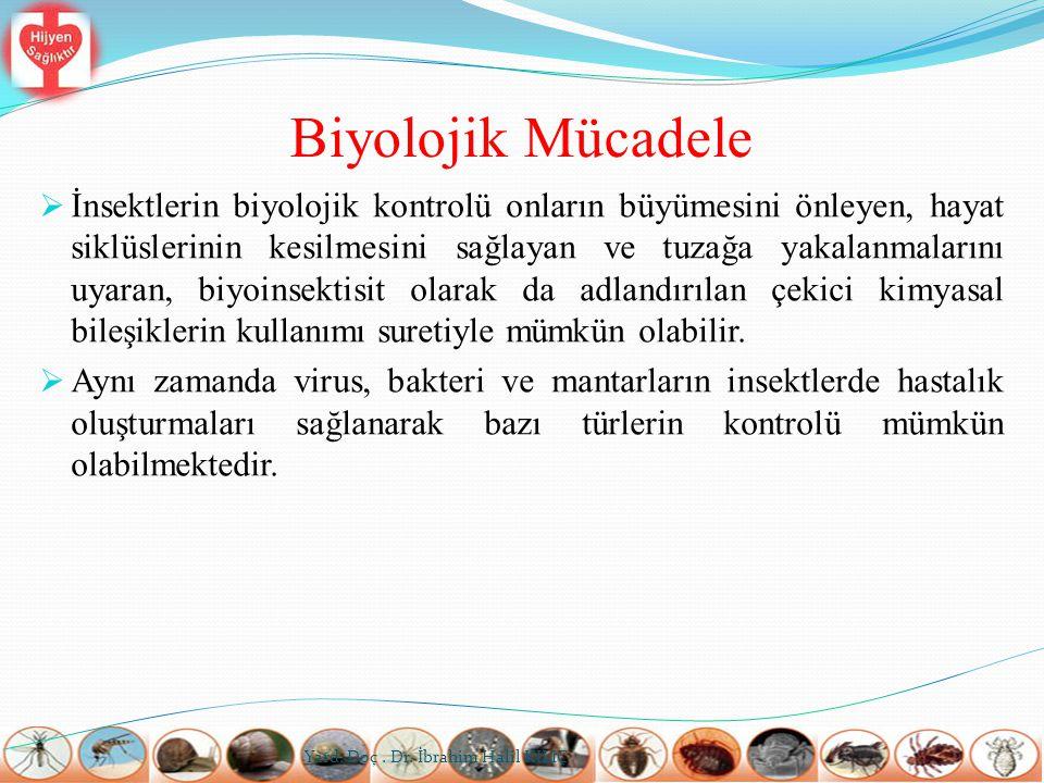 Biyolojik Mücadele