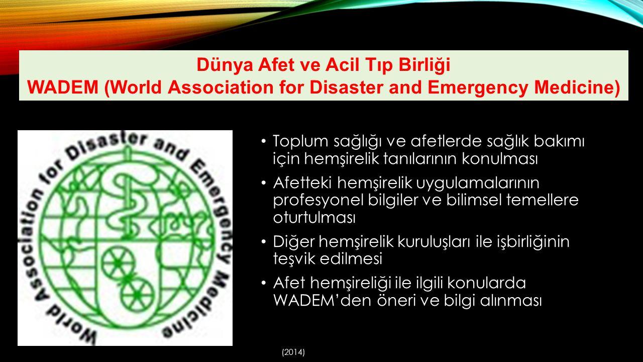Dünya Afet ve Acil Tıp Birliği