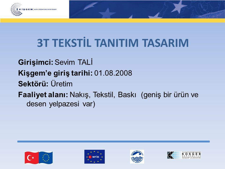 3T TEKSTİL TANITIM TASARIM
