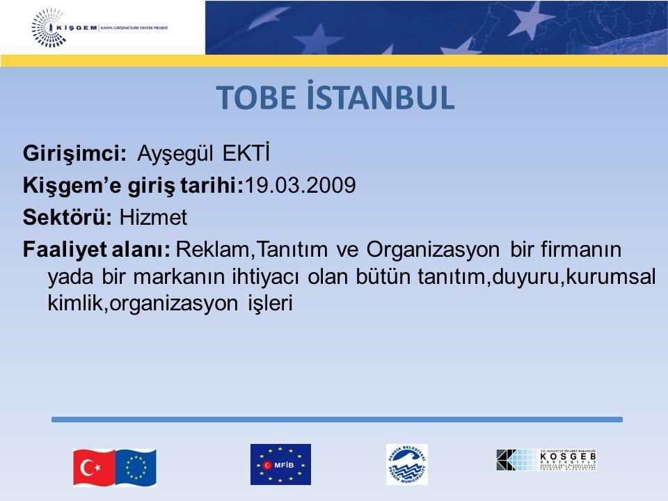 TOBE İSTANBUL