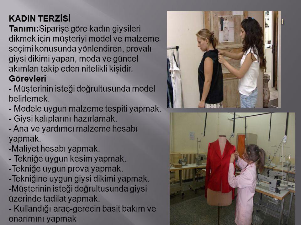 KADIN TERZİSİ