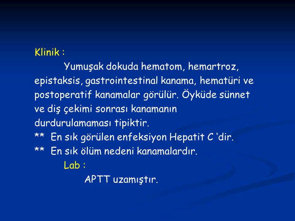 Klinik :