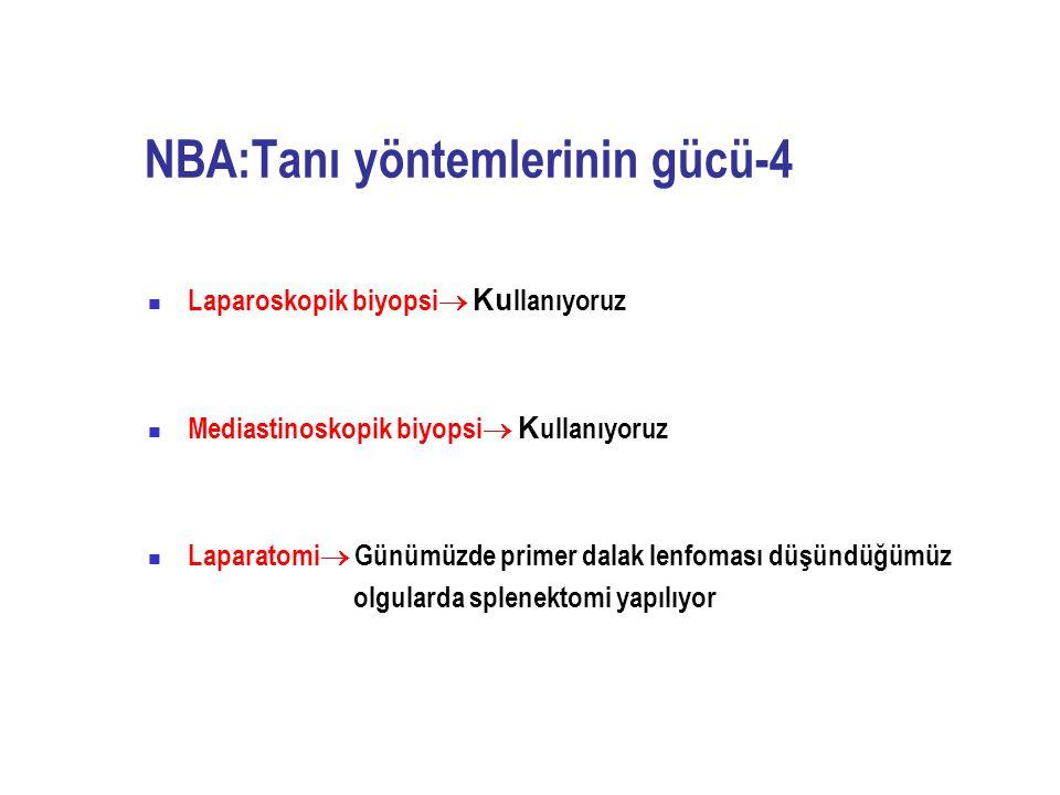 NBA:Tanı yöntemlerinin gücü-4
