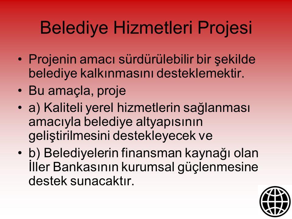 Belediye Hizmetleri Projesi