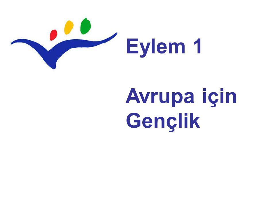 Eylem 1 Avrupa için Gençlik