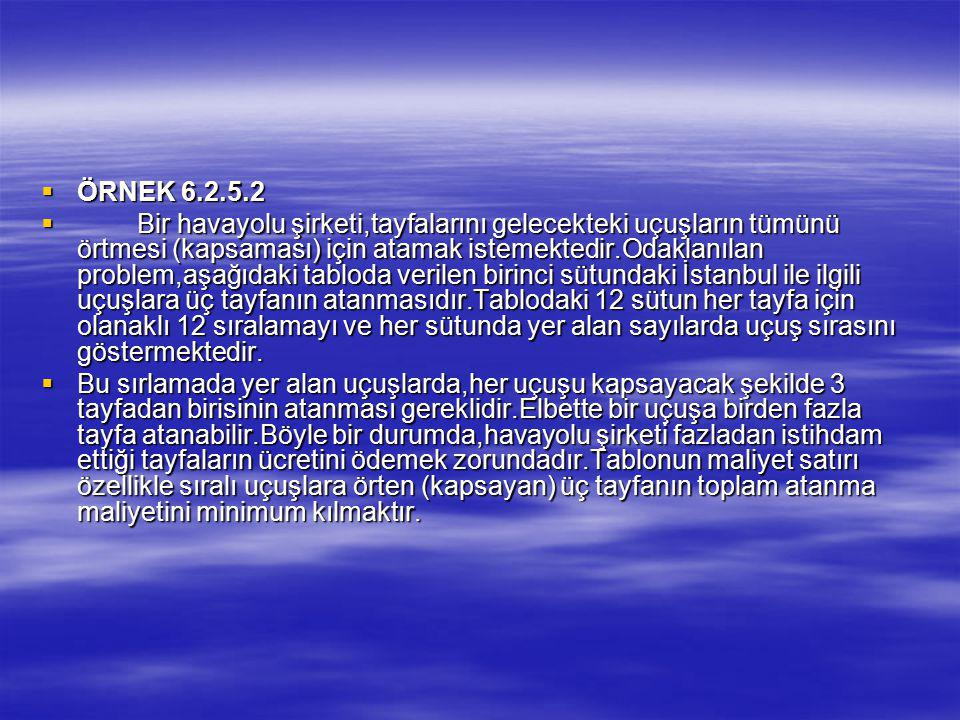 ÖRNEK 6.2.5.2