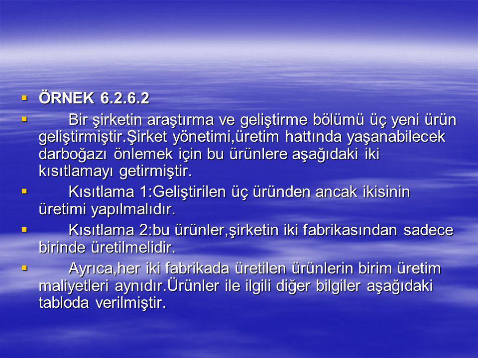 ÖRNEK 6.2.6.2