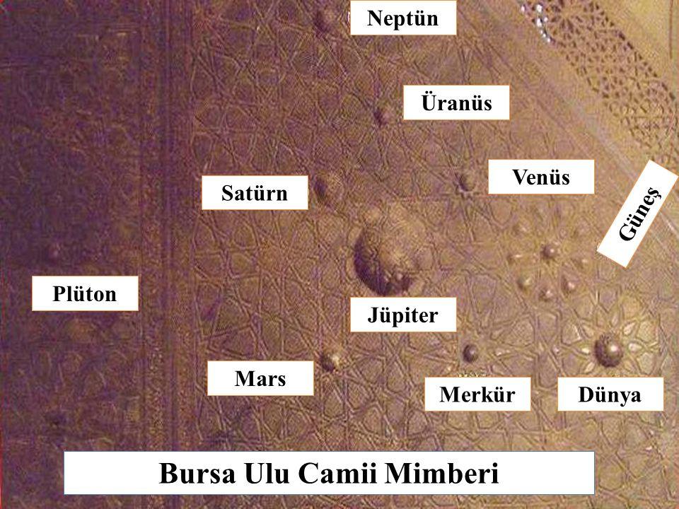 Bursa Ulu Camii Mimberi