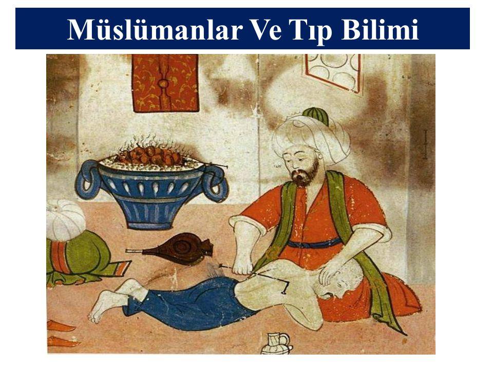 Müslümanlar Ve Tıp Bilimi