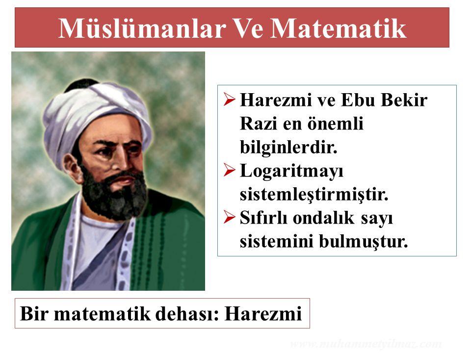 Müslümanlar Ve Matematik