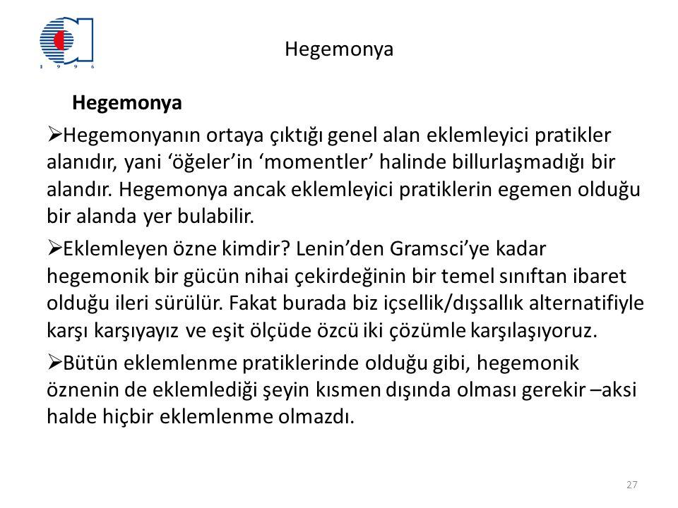 Hegemonya Hegemonya.