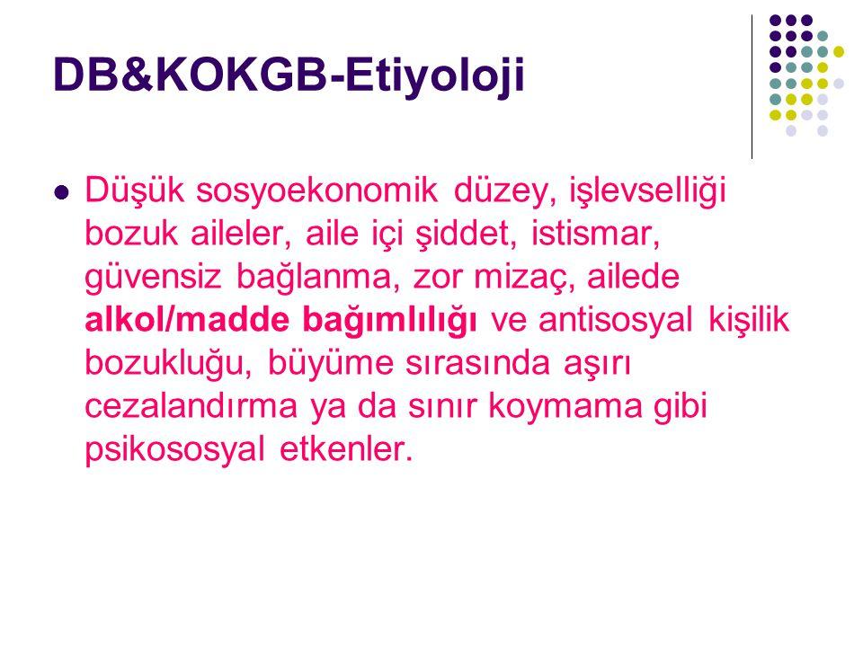 DB&KOKGB-Etiyoloji