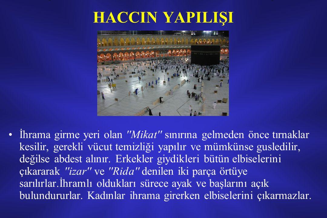 HACCIN YAPILIŞI