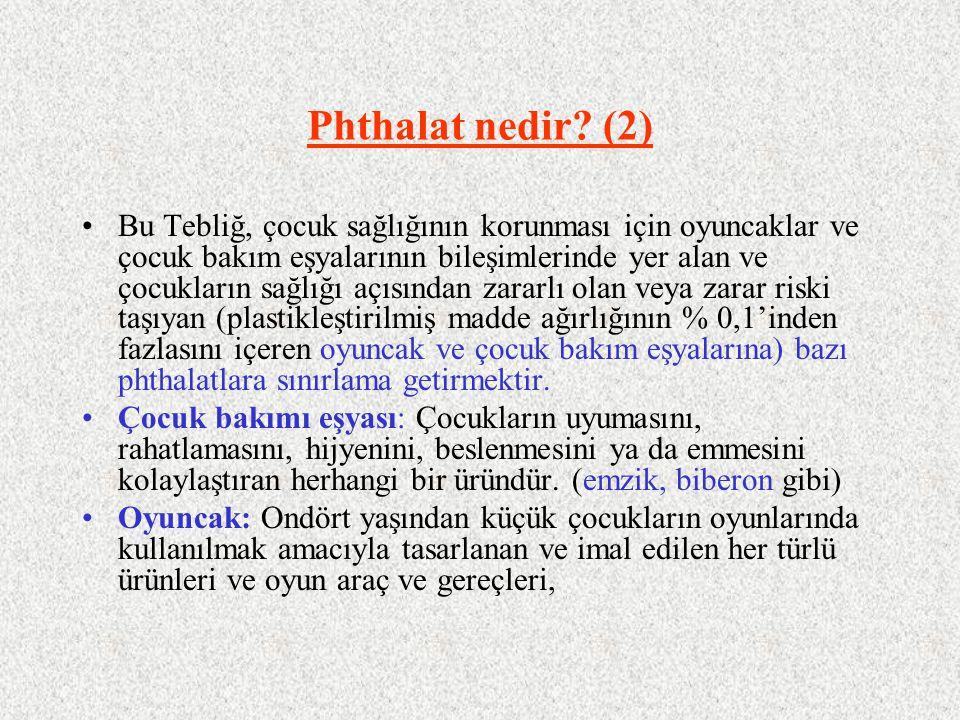 Phthalat nedir (2)