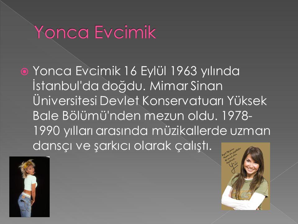 Yonca Evcimik