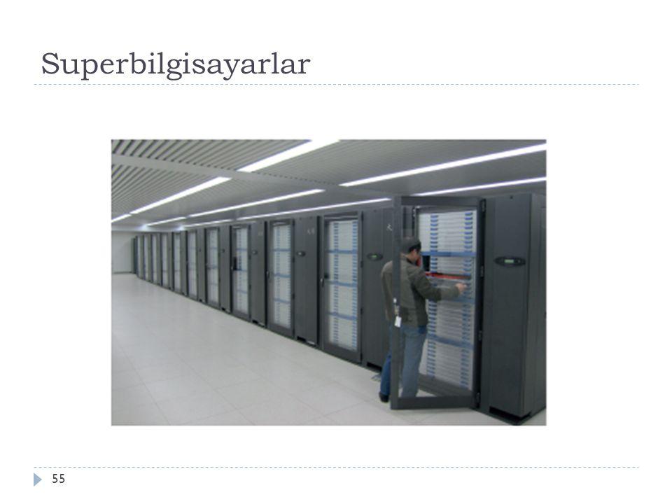 Superbilgisayarlar