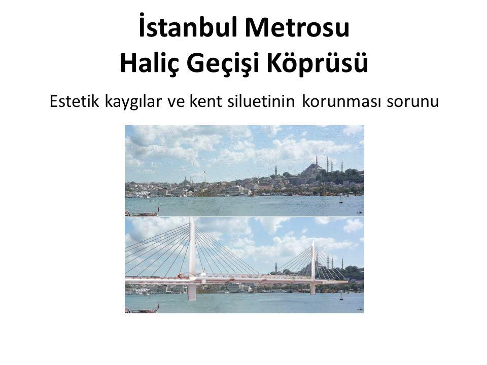 İstanbul Metrosu Haliç Geçişi Köprüsü