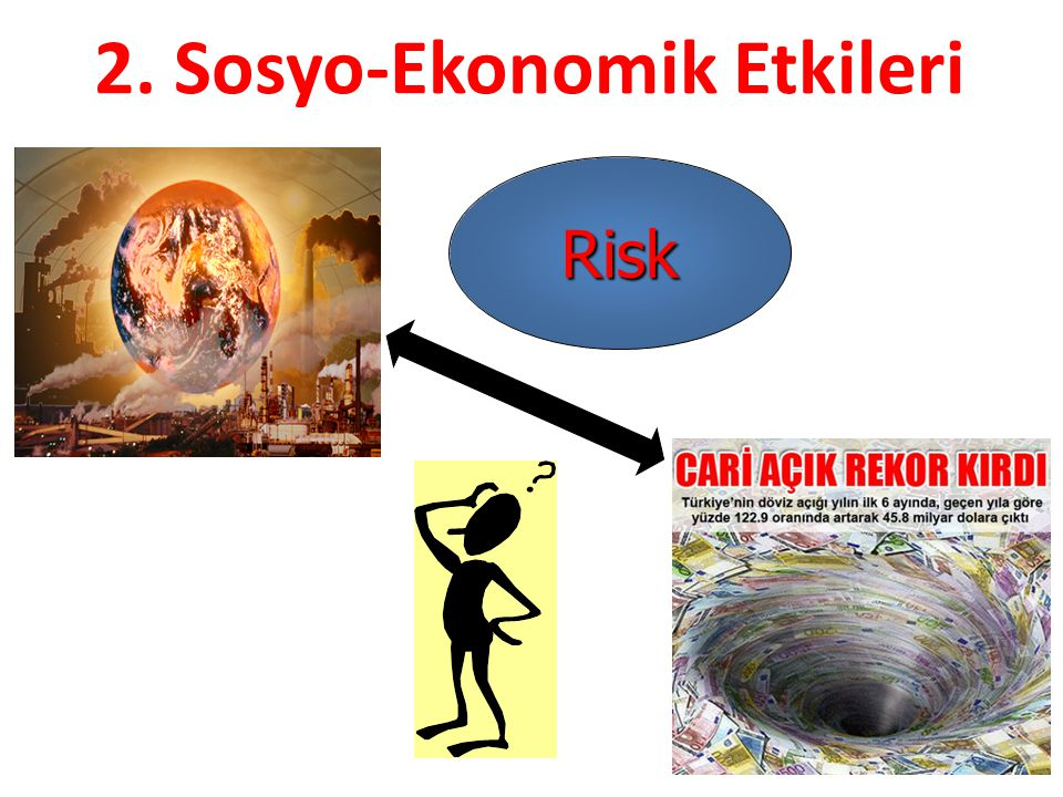 2. Sosyo-Ekonomik Etkileri