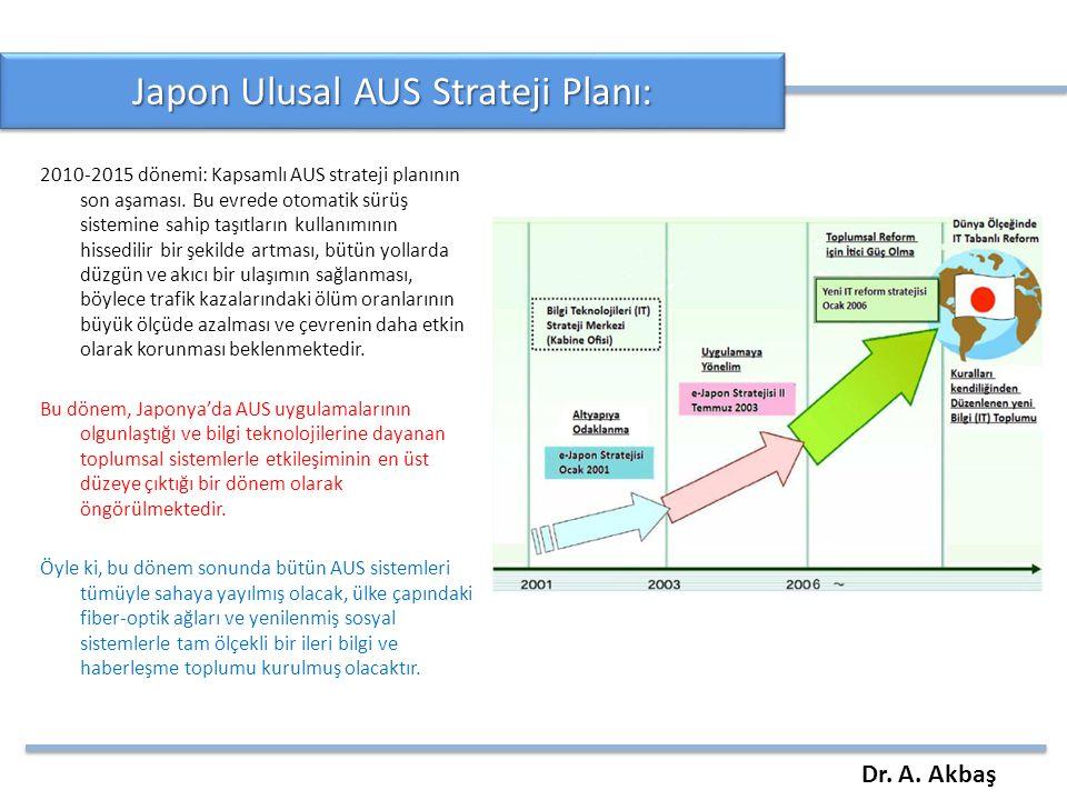 Japon Ulusal AUS Strateji Planı: