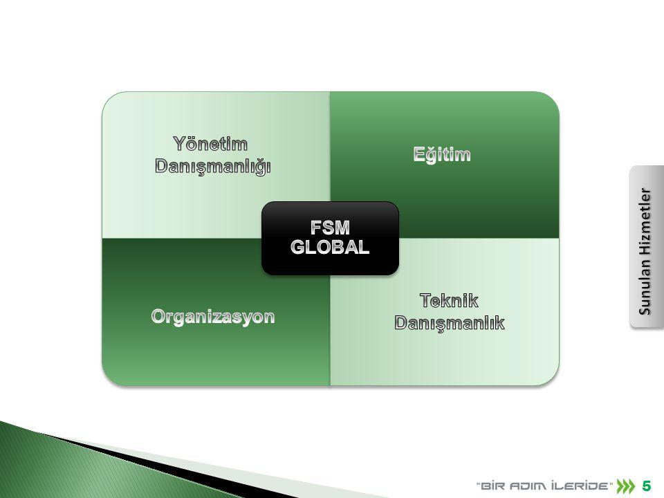 FSM GLOBAL Yönetim Danışmanlığı Eğitim Teknik Danışmanlık Organizasyon